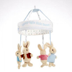 Peter Rabbit mobile 250