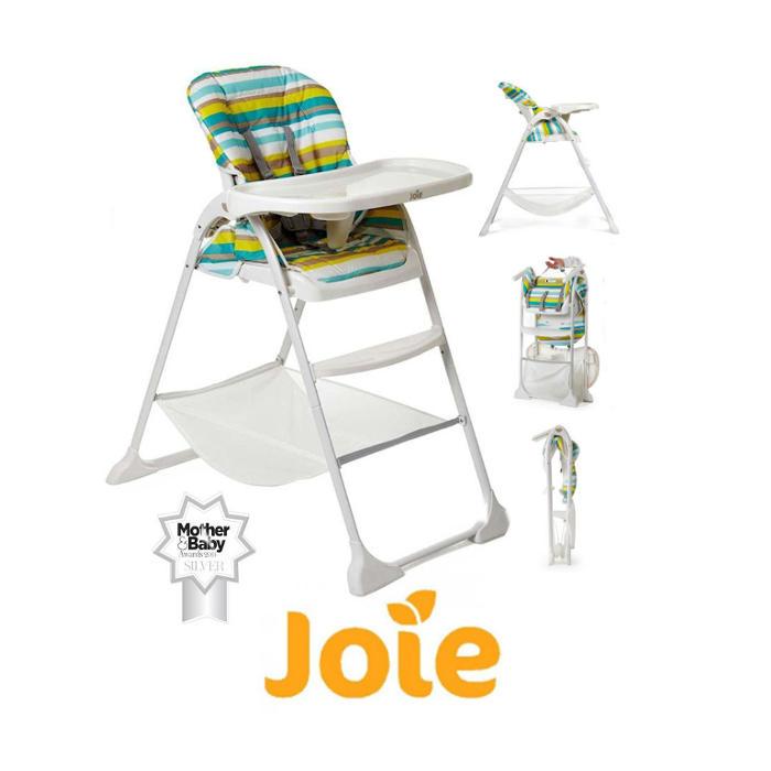Joie Mimzy Highchair - Stripe