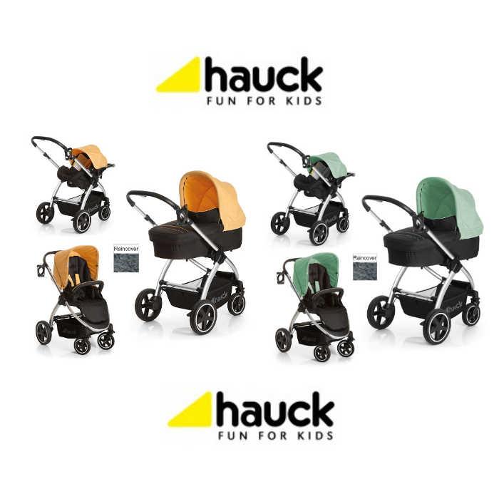 Hauck Priya Travel System