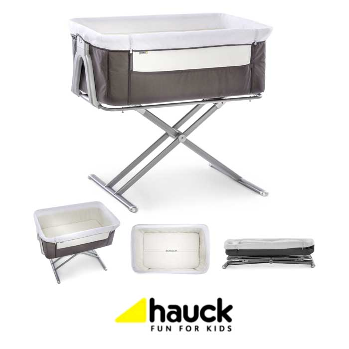 Hauck Face To Me Bedside Crib
