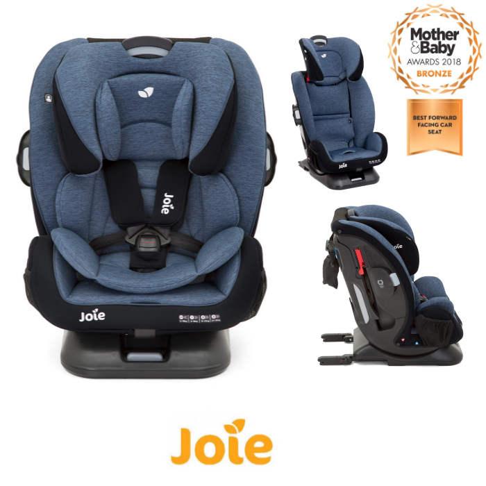 Joie Every Stage FX Isofix Group 0+,1,2,3 Car Seat - Navy Blazer
