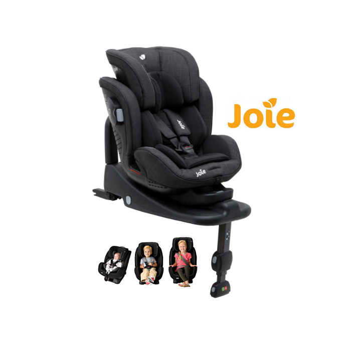 SECRET OFFER  Joie Stages Group 012 Car Seat  Caviar