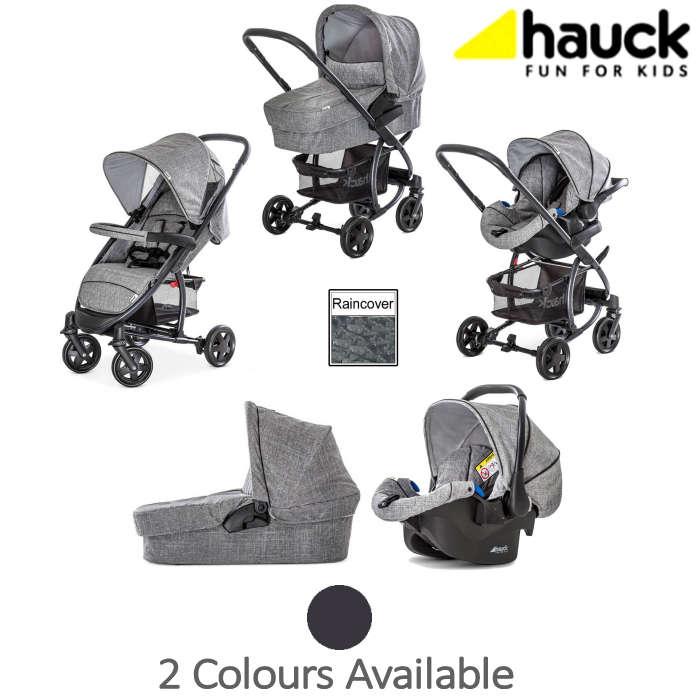 Hauck Malibu 4 Trio Set Travel System