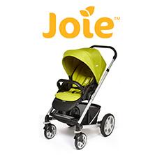 Win a Joie Chrome Plus Pushchair