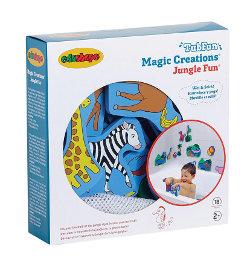 Magic creation Jungle bath shapes 250