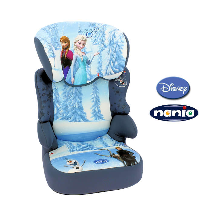 Nania Disney Befix Group 2-3 High Back Booster