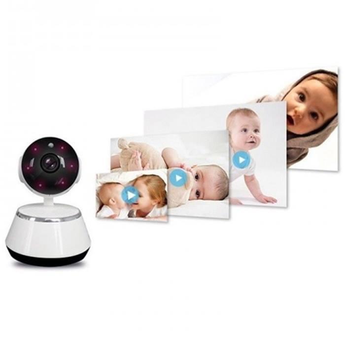 720P HD WiFi IP Surveillance Camera