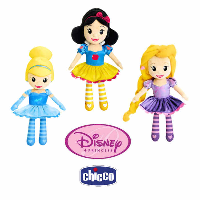 Chicco Disney Princess Melodies Doll
