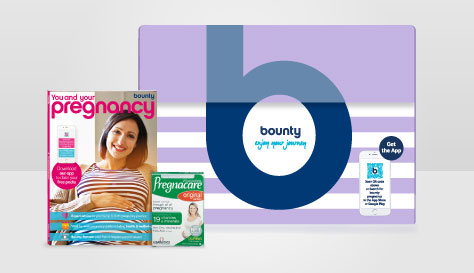 Pregnancy information folder - Bounty