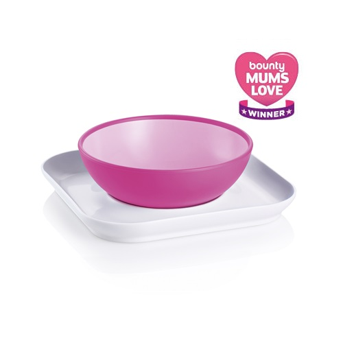 MAM Bowl and Plate