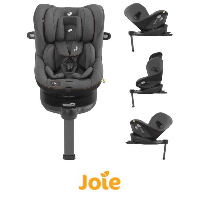 Joie Limited Edition i-Spin 360 iSize ISOFIX Group 0+/1 Car Seat