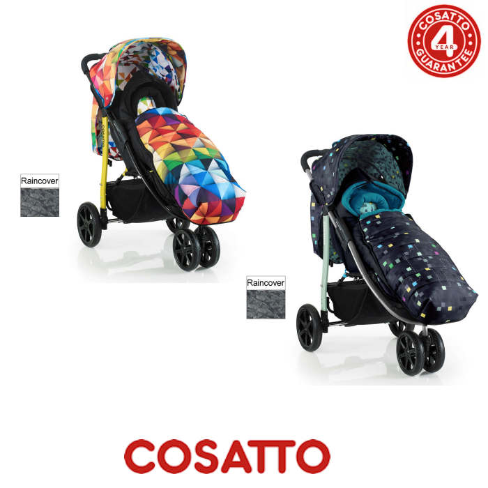 Cosatto Busy Pushchair Stroller