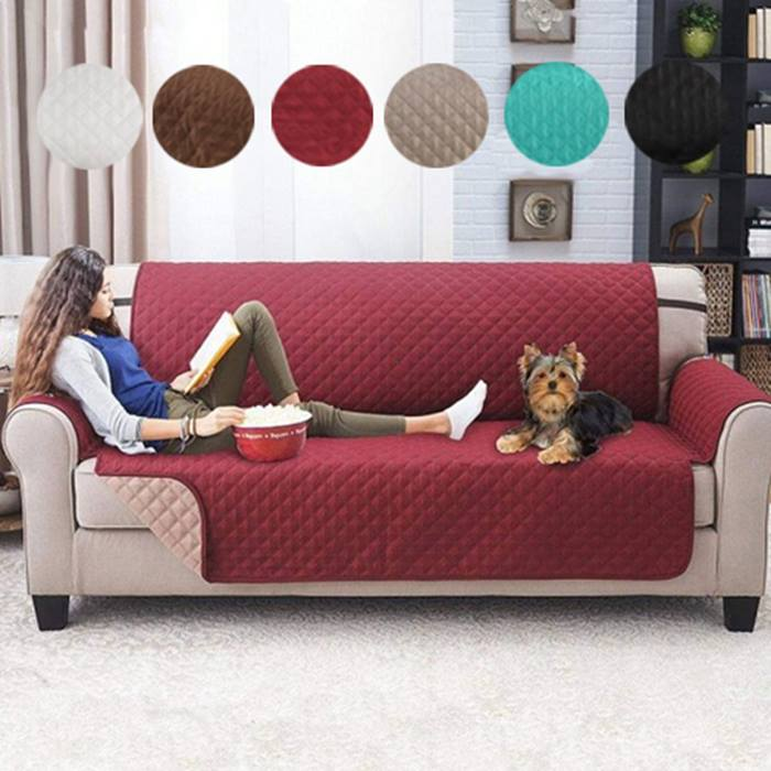Sofa Protector Cover - 6 Colours