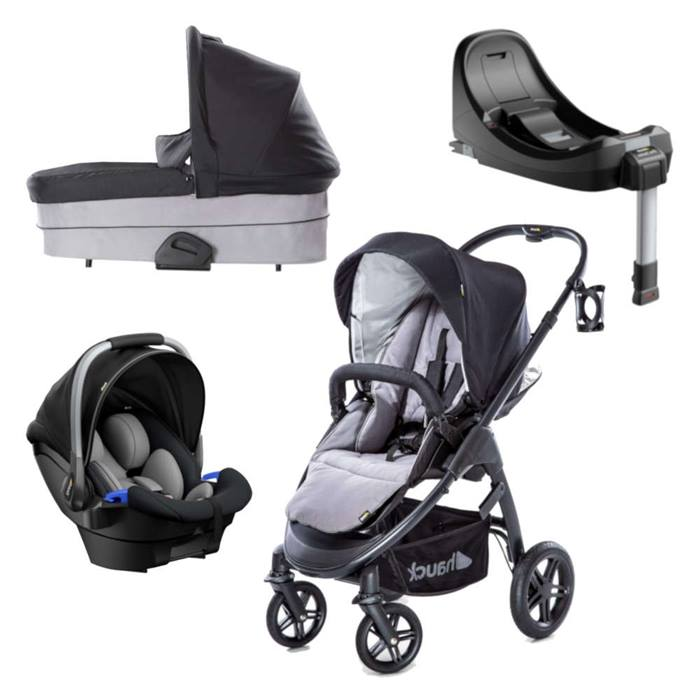 Hauck Saturn R iPro Travel System Package
