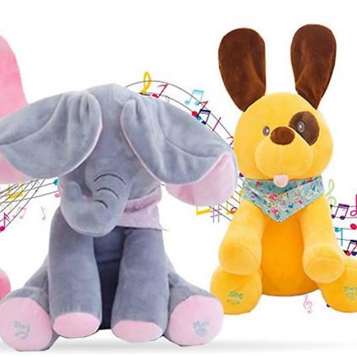 GoGroopie-Peek-a-Boo Baby Toy