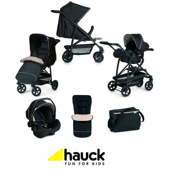 Hauck Rapid 4 Shop n Drive Travel System