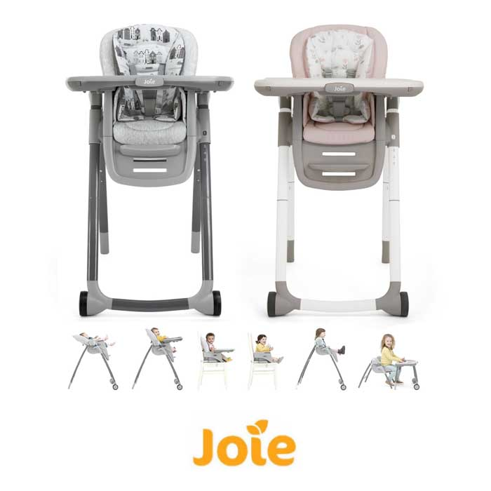 Joie Multiply 6in1 Highchair