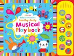 Fiona Watt touchy feely musical book 250