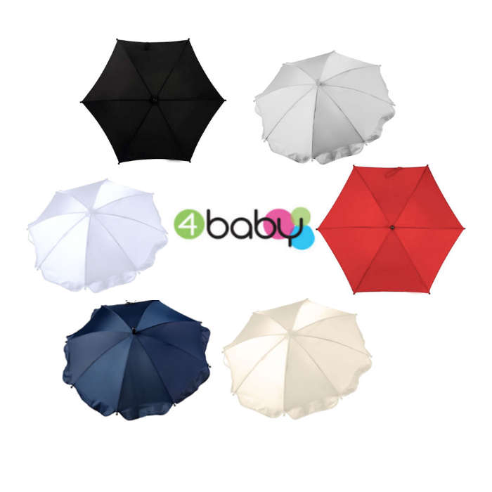 4baby easy fit universal pushchair sun parasol. Black Bedroom Furniture Sets. Home Design Ideas
