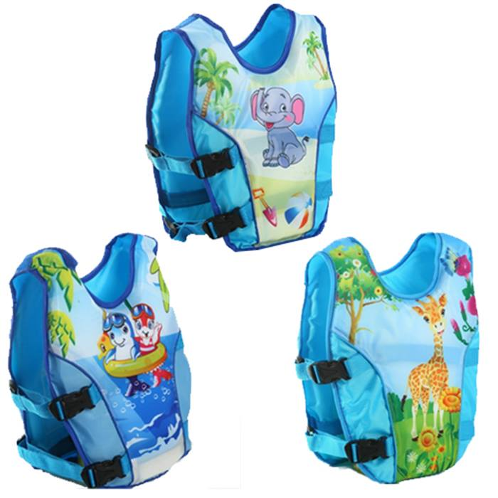 1 or 2 Swimsuit Buoyancy Vests - 3 Designs