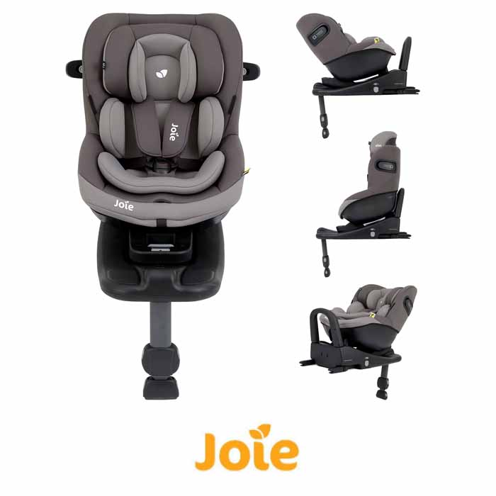 Joie iVenture and Base Car Seat