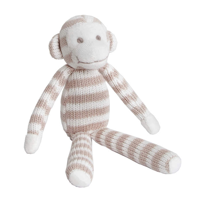 knitted monkeyy