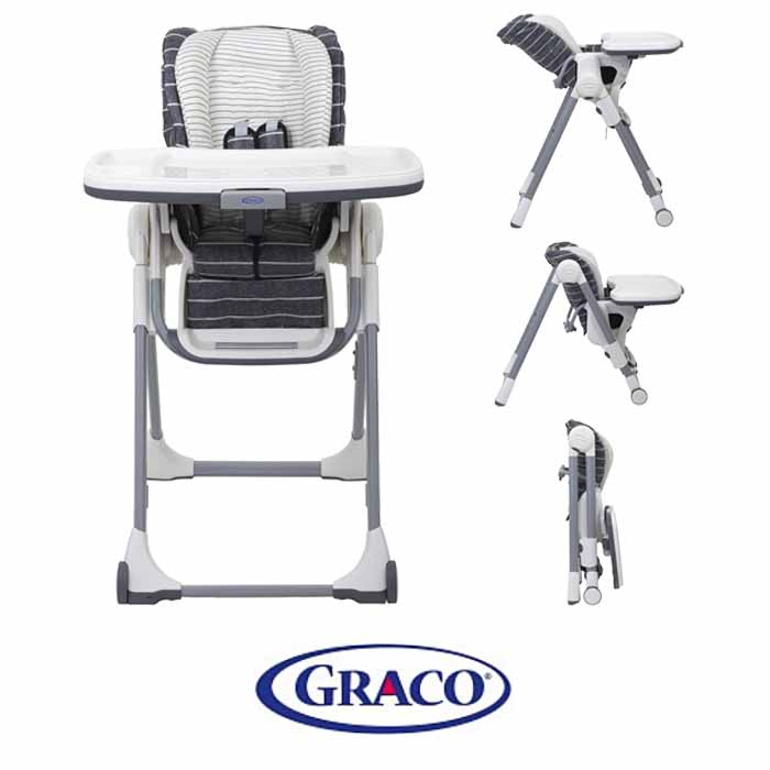 Graco Swiftfold Highchair