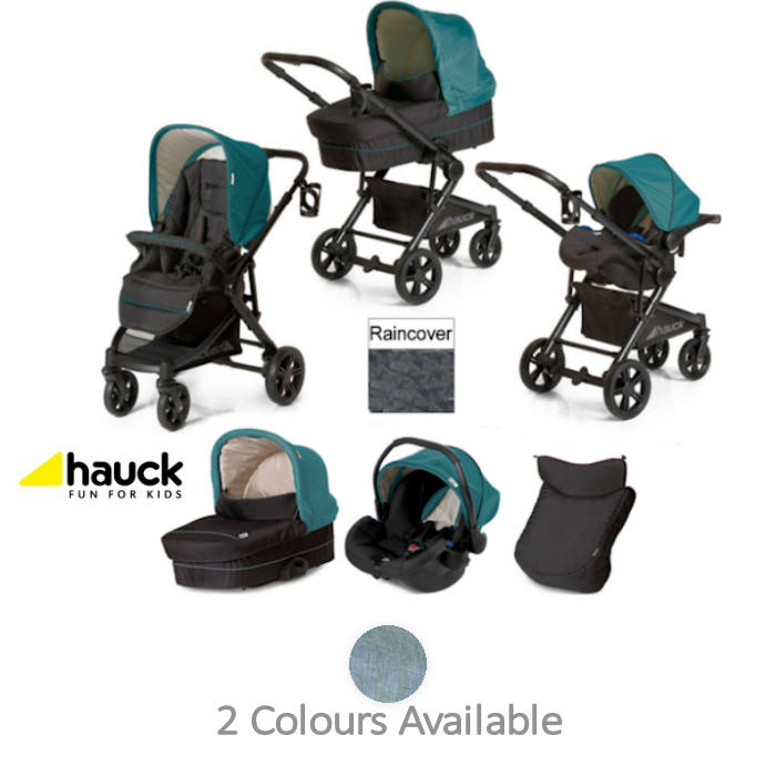 Hauck Atlantic Travel System