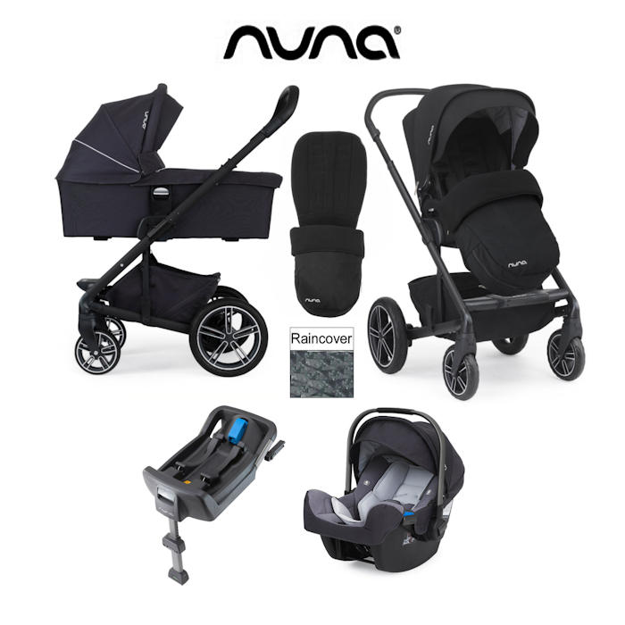 Nuna Mixx Travel System  Isofix Base