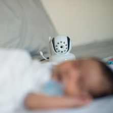 baby monitor 222