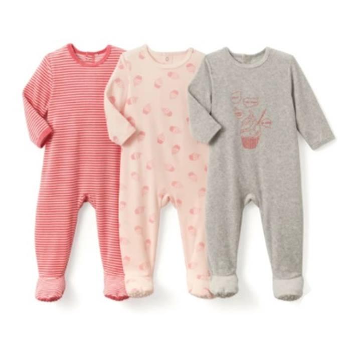 LA Redoute - sleepsuits1