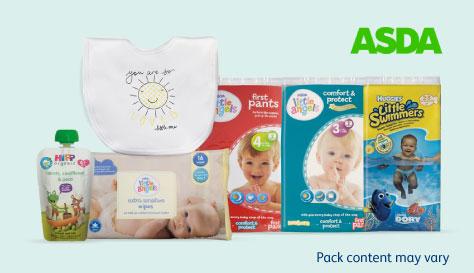 Asda Growing Family Pack