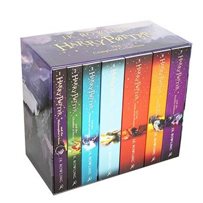 HP Box Set - The Works