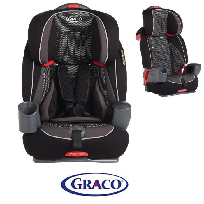 Graco Nautilus Group 123 Car Seat Gravity