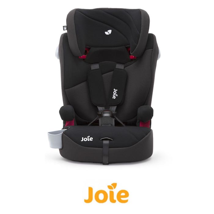 Joie Elevate 2.0 Group 123 Deluxe Padded High Back Booster Car Seat