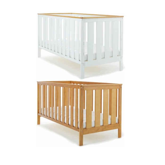 york-cot-bed-free-mattress