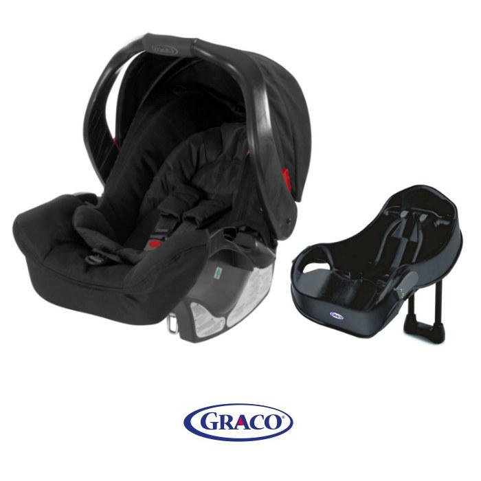 Graco Junior Baby Group 0 Car Seat  Auto Base