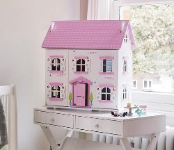Butterfly dolls house