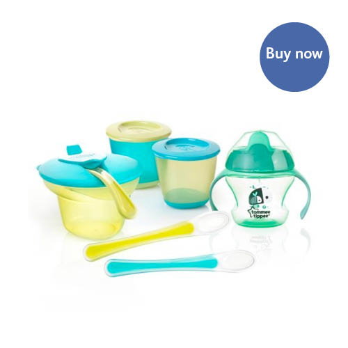 Explora weaning kit