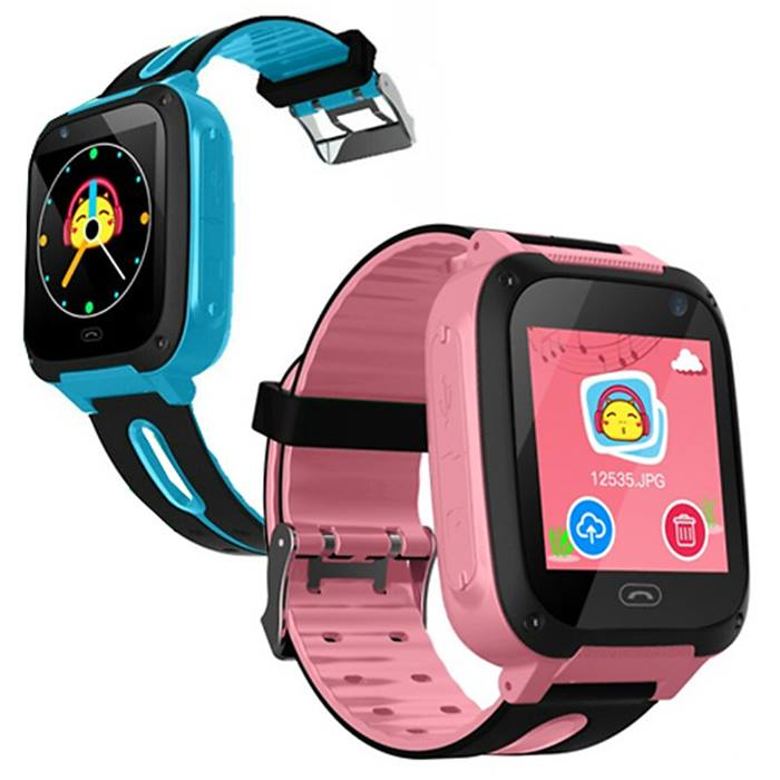 Q9 Kids Locating Tracking SOS Smart Watch - 2 Colours