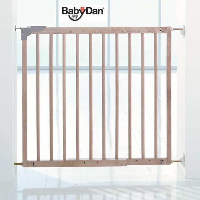 Babydan Multidan Safety Gate Wood