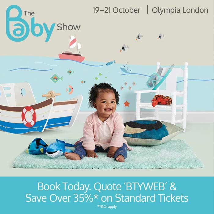 Exclusive Bounty discounted Baby Show Tickets