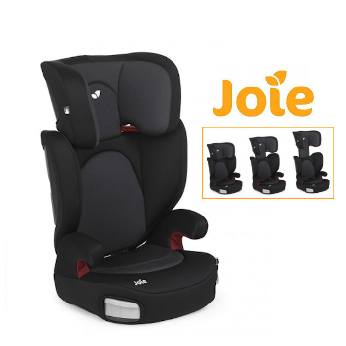Joie Trillo Group 23 Booster Car Seat  Earl Grey