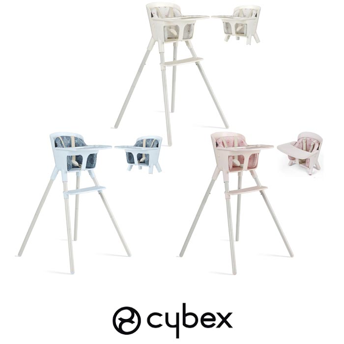 Cybex CBX Luyu XL 2 in 1 Hi/Lo Highchair