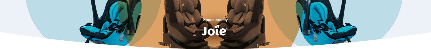 Carseats iSize sponsored by Joie