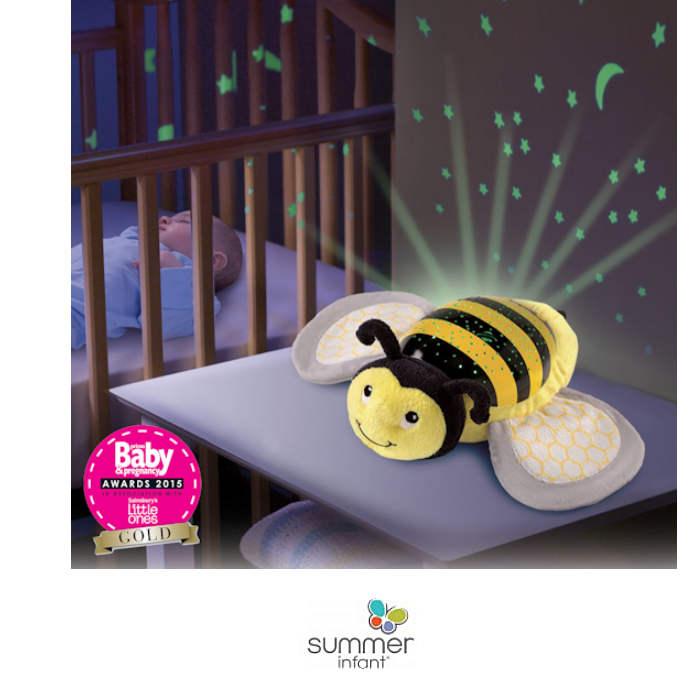 Summer Infant Betty Bee Slumber buddies