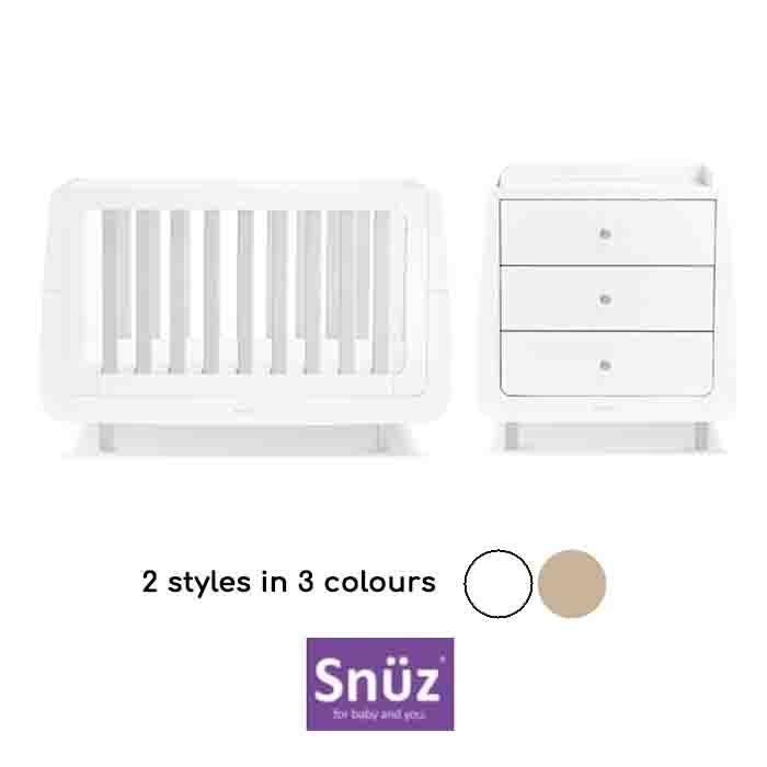 Snuz Snuzkot 2piece Set