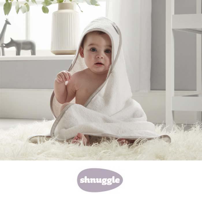 Shnuggle Bamboo Hooded Towel