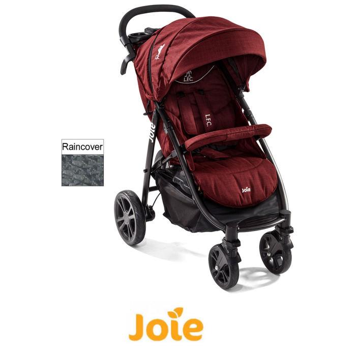 joie Litetrax Flex Liverpool Football Club (LFC) 4 Wheel Pushchair