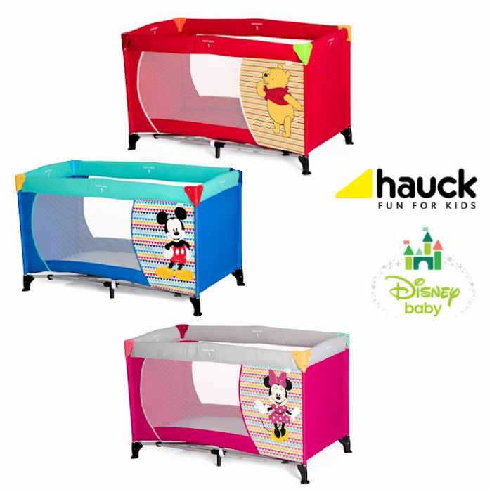 Hauck Dream n Play Compact Travel Cot - Playpen